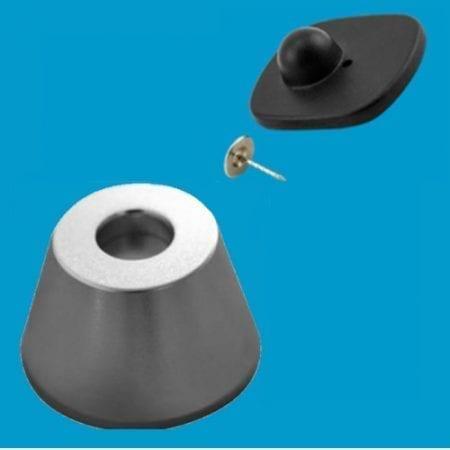 artikelbeveiliging - winkelbeveiliging - productbeveiliging - ontkoppelaar - detacher - hard tag - super lock