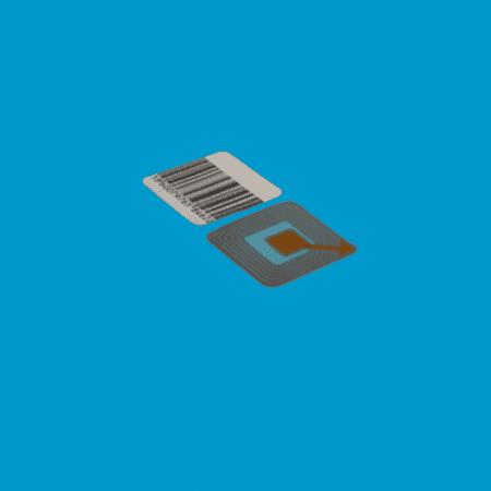 artikelbeveiliging - productbeveiliging - winkelbeveiliging - beveiligingslabels - beveiligingsetiketten - beveiligingsstickers - barcode - 2528-B