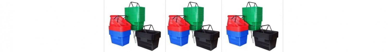 Winkelbenodigheden | Winkelmandjes | Shopping Baskets