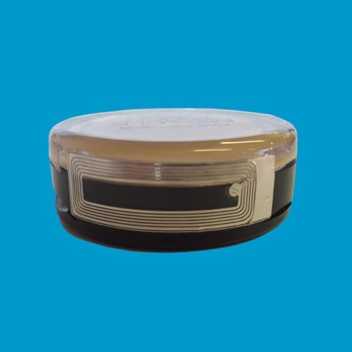 Artikelbeveiliging - winkelbeveiliging - productbeveiliging - beveiligingslabels - beveiligingsetiketten - beveiligingsstickers - cosmetica - drogisterij - parfumerie - RF - 1552-C