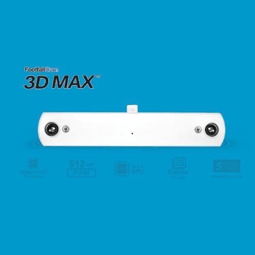 FootfallCam 3D Max - klantenteller - klantentellers - bezoekersteller - bezoekerstellers - personentellers - personenteller - authorized reseller - Premium Partner