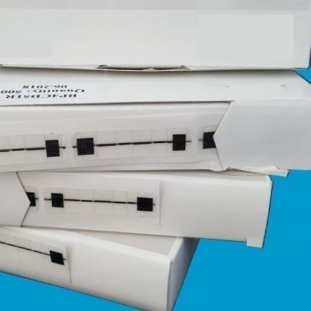 Artikelbeveiliging - winkelbeveiliging - productbeveiliging - beveiligingslabels - beveiligingsstickers - beveiligingsetiketten - strip - stripjes - 1040