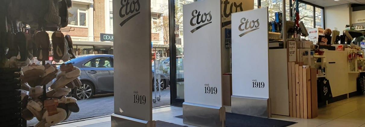 Artikelbeveiliging - productbeveiliging - winkelbeveiliging - detectiepoortjes - Elektro Magnetisch - EM - winkel - winkeldief - wifi - winkeldiefstal - drogisterij - etos - drogist - parfum - parfumerie - cosmetica - Gaperbol - Theresiastraat - Den Haag - 's Gravenhage - TAGIT - Fortuna - IoT