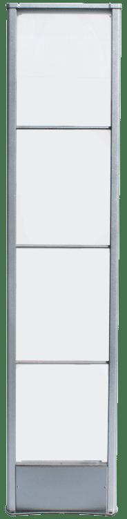 Iridium - Omega - detectiepoortjes - beveiligingspoortjes - artikelbeveiliging - eas - productbeveiliging - winkelbeveiliging -Media Panel - Advertisement - plexi - plexiglas - plexiglass - artikelbeveiliging - productbeveiliging - winkelbeveiliging - RF - Radio Frequent