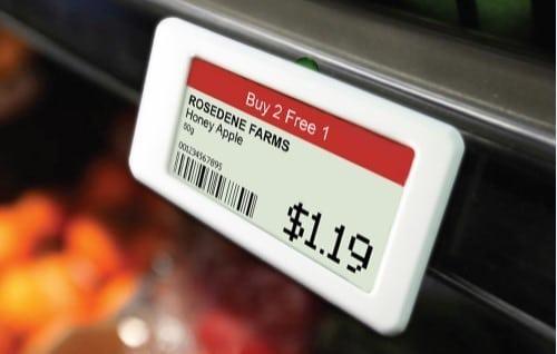 LabelNest Electronic Shelf Labels ESL