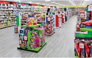 Otto Simon - Almelo - top 1 toys - voorbeeldwinkel