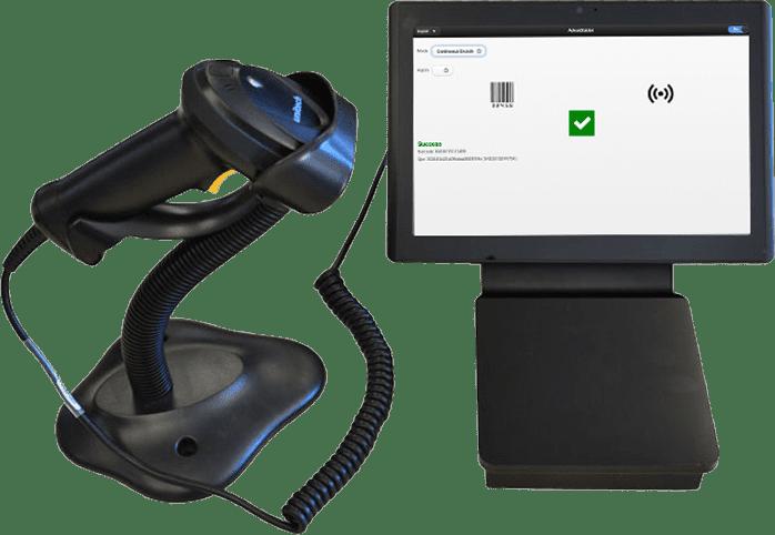 AdvanStation 200 Keonn Technologies RFID