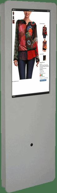 Interactieve Advanlook Keonn RFID
